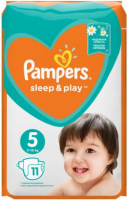 Подгузники PAMPERS Sleep & Play Junior (11-16 кг)