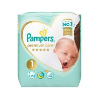 Подгузники Pampers Premium Care Newborn (2-5кг)